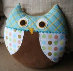 max the owl pillow plush sewing pattern pdf simple