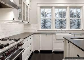 Kitchen Countertop And Backsplash Combinations charming backsplash and countertop combinations 6 black granite