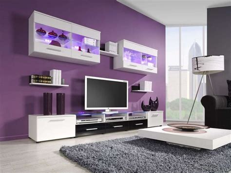 wall units awesome kitchen cabinet wall units ki2fb8 1 white tv wall cabinet purple painting awesome living room