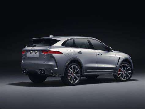 2019 Jaguar Suv by 2019 Jaguar F Pace Svr Based Lister Lightning Is The