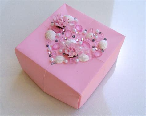 Handmade Boxes For Gifts - handmade crafts to buy