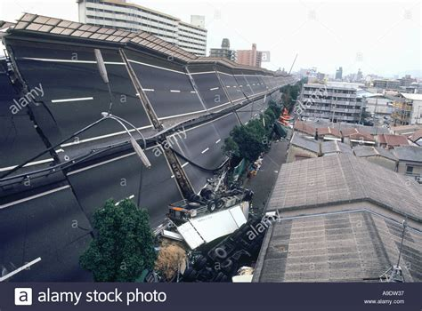 Earthquake Kobe | kobe earthquake 1995 japan stock photo royalty free image