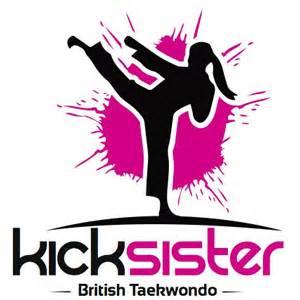 Tshirt Taekwondo Kick Logo Baam kickstart a healthy new you with kicksister taekwondo