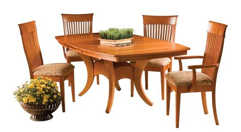 crescent dining table tables bos with furniture of america