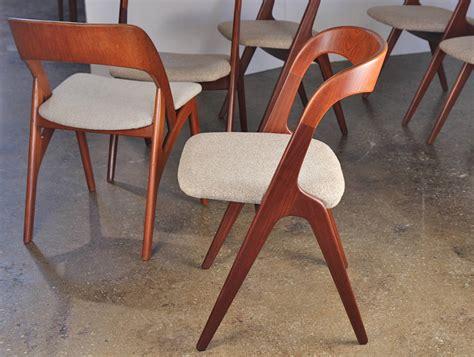 scandinavian teak dining room furniture scandinavian teak dining chairs at 1stdibs