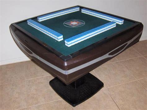 Mahjong Table Automatic by Automatic Mahjong Table Mahjong Table I Mahj