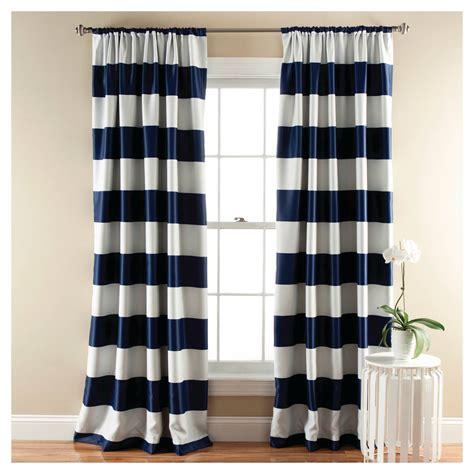 room darkening curtains stripe curtain panels room darkening set of 2 ebay
