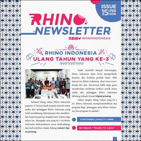 Polyflex Rhinoflex Glitter 04 Green rhino indonesia newsletter maret 2018 1 rhino corp
