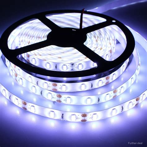 Waterproof 5630 Led Strip Light Flexible L 5m 300leds Led Lights Waterproof 12v