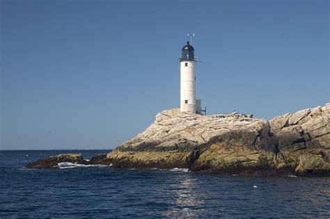 White Island Light White Island Lighthouse Isles Of Shoals New Hshire Flickr Photo
