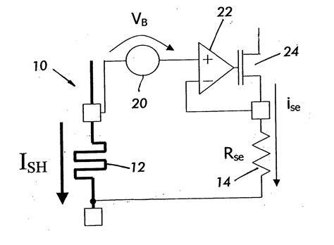 current sense shunt resistor patent us20050017760 current sense shunt resistor circuit patents