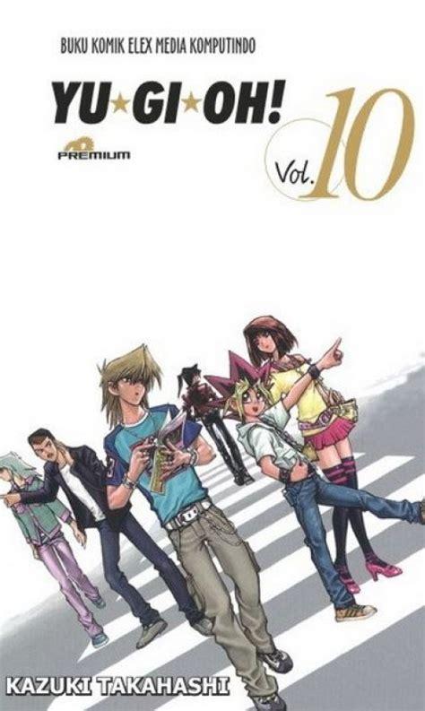 Komik Yu Gi Oh No 12 Kasuki Takahashi bukukita yu gi oh premium 10 toko buku