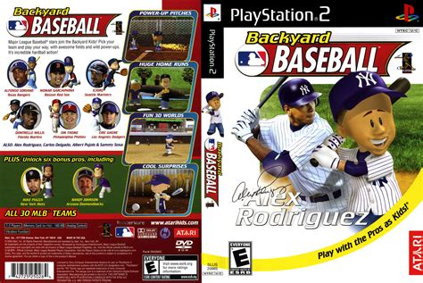 car 225 tula de backyard baseball para ps2 caratulas