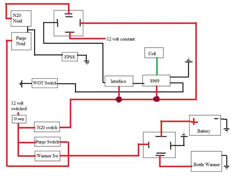 wiring diagram for nitrous systems wiring get free image