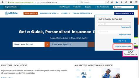 Allstate Insurance Login   Online Login