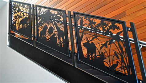 custom banisters naturerails photo gallery