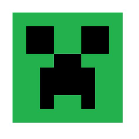 printable images minecraft minecraft creeper printable minecraft creeper face