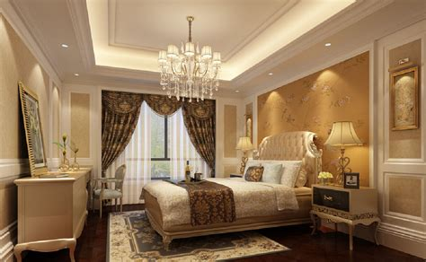 italian bedroom lighting design rendering 3d house