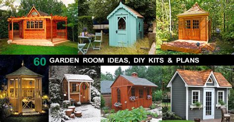 Furniture Design Ideas by 60 Garden Room Ideas Amp Diy Kits For She Cave Sheds