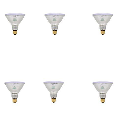 60 watt outdoor flood light bulbs sylvania 60 watt halogen par38 flood light bulb 6 pack