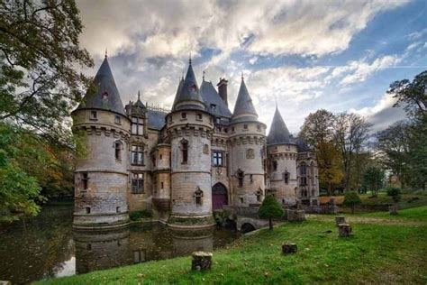 castle for sale a castle in france is for sale and it is a fairy tale come