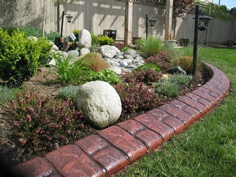 curb appeal concrete edging improve your home s curb appeal with decorative concrete