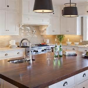 Gray Chandelier Shades Freestanding Gray Kitchen Island With Butcher Block Top