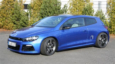 volkswagen scirocco b b raises the horsepower bar with vw scirocco r carscoops
