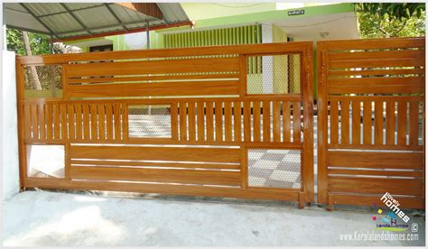 house gate design kerala modern homes gate design keralareal estate kerala free classifieds