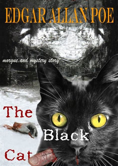 the black cat by edgar allan poe adapted text first o gato preto the black cat edgar allan poe livros gr 225 tis