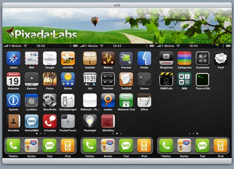 themes for icons on iphone iphone square icons theme by dingsda on deviantart