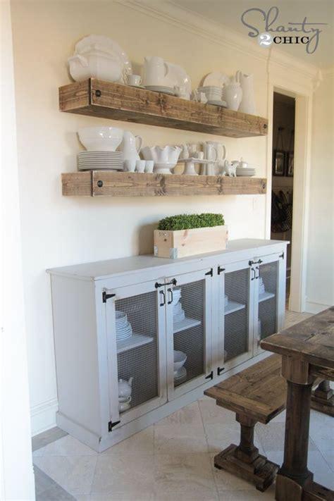best 25 dining room floating shelves ideas on