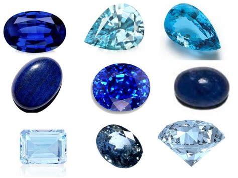 blue gemstones most popular names gemstone meanings