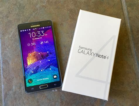 galaxy note 4 galaxy note 4 lollipop release 5 things you need to