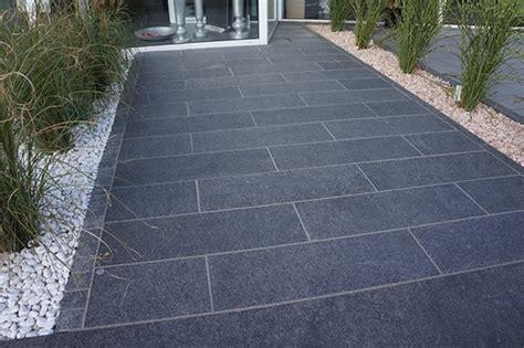 terrasse stein modern beste garten ideen