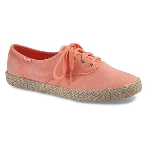 keds s chion washed jute casual shoes sun ski