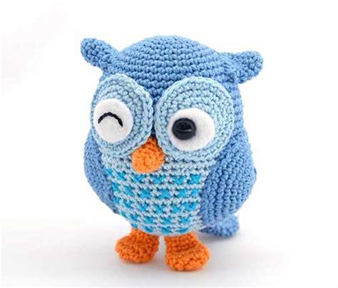 free crochet pattern owl motif jip the owl free amigurumi pattern