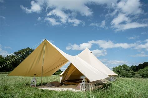 Tents With Awnings by Medium Awning Only For 3m 4m 5m Bell Tent 360 X 240cm