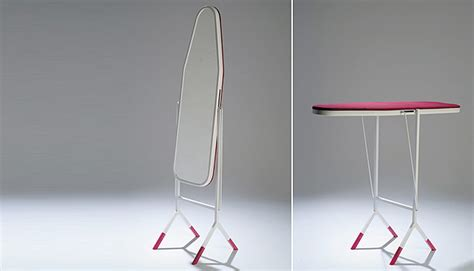 mirror ironing board multi tasking objects logerot s ironing board mirror