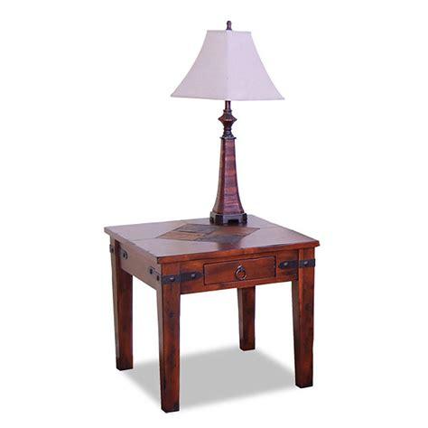 Santa Fe End Table 3160 E Afw