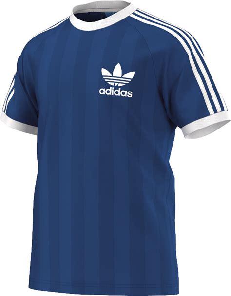 Adidas Tshirt adidas california t shirt blau