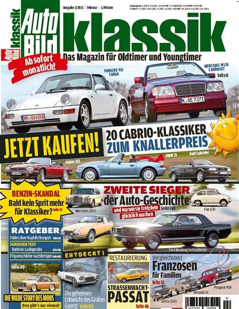 Autobild Kaufvertrag by Tip Des Tages Auto Bild Klassik Oldtimer Kaufvertrag