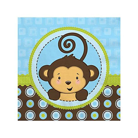 City Monkey Baby Shower Theme by Monkey Boy Baby Shower Decorations Best Baby Decoration