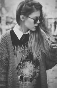 rock n roll gangstar model with black hair indie girl tumblr onda pinterest beautiful girls