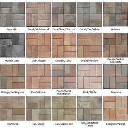 pavestone colors cement colors neiltortorella