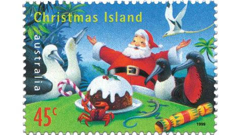 christmas island christmas sts through the years