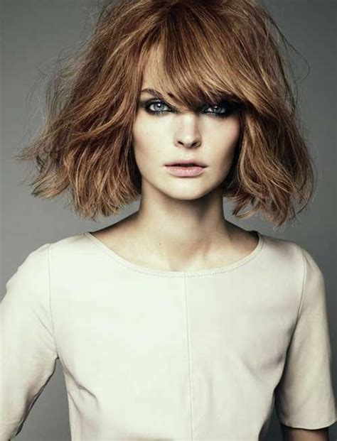 hairstyles with light bangs 20 light brown bob hairstyles bob hairstyles 2017