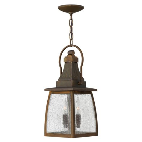 porch hangers outdoor or porch hanging rustic brass lantern on chain