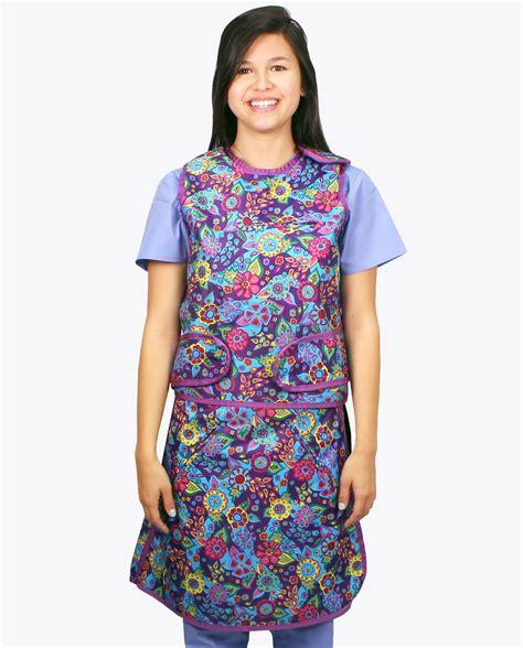 apron vest pattern lead apron lead free aprons reverse vest skirt
