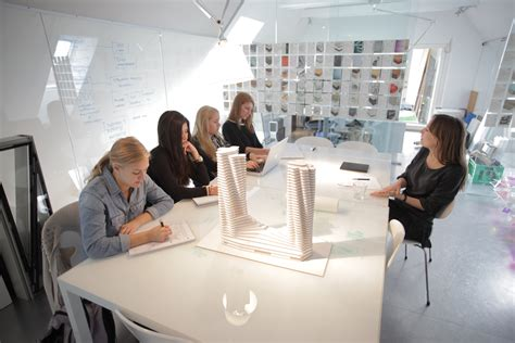 architect firms face to face with faculty benjamin holk henriksen